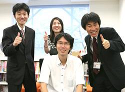 システム開発事業部 八田