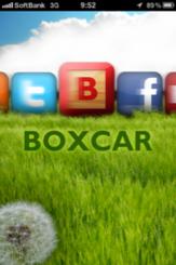 Twitterの通知をプッシュ通知で教えてくれるアプリ『Boxcar』