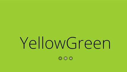 CSSで定義されている147色の名前を調べるサイト『147 colors』