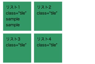 リストの高さを揃える便利なJS(2)