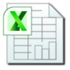 【SVG】XMLであるSVGでExcelファイルロゴを作って見ました。