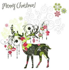 クリスマスのピッタリの素材集