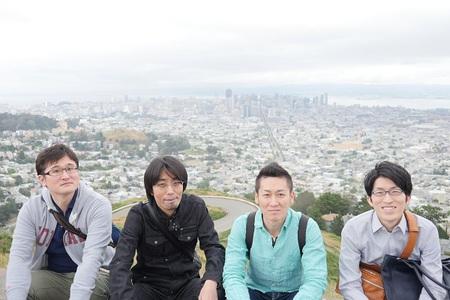 シリコンバレー出張日記 ~ザ・観光~