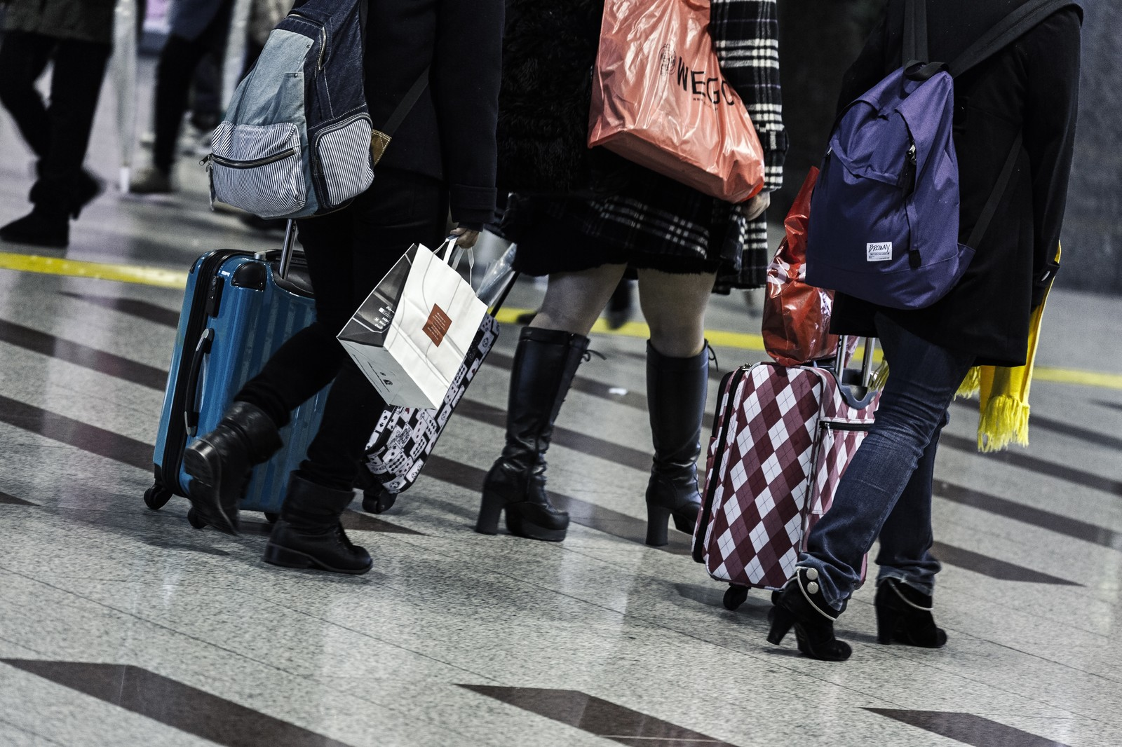 多国籍化する訪日客の顧客分析