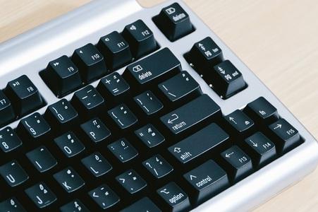 キーボード設定を変更し使いやすくする