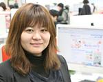 Webコンサルティング部 山田